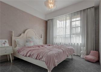 富裕型90平米公寓现代简约风格卧室装修案例