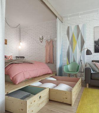 经济型欧式风格卧室效果图