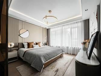 豪华型140平米现代简约风格卧室效果图