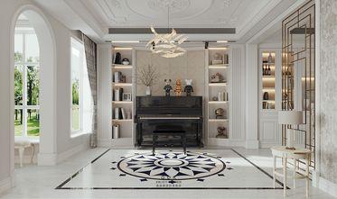 20万以上140平米复式欧式风格玄关欣赏图
