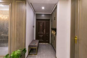 120平米三室两厅混搭风格玄关欣赏图