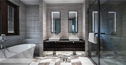 20万以上140平米别墅港式风格卫生间装修案例