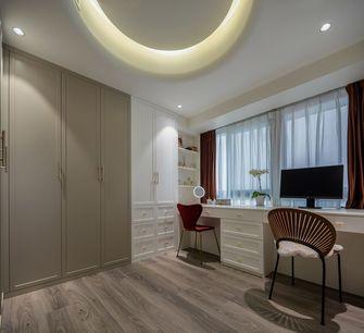 15-20万140平米三室两厅法式风格书房欣赏图