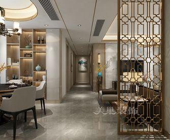 富裕型140平米三中式风格走廊装修效果图
