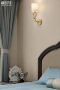 豪华型120平米三室两厅美式风格卧室设计图