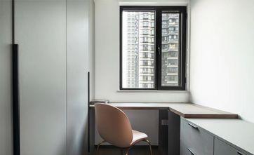 100平米三室一厅美式风格衣帽间效果图