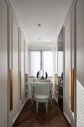 豪华型120平米三室三厅法式风格衣帽间图片大全