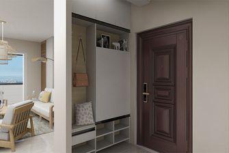 100平米三室两厅日式风格玄关设计图