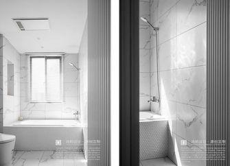 20万以上130平米三室两厅现代简约风格卫生间图片大全