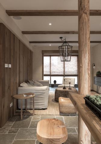 15-20万100平米三室两厅日式风格其他区域设计图