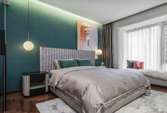 豪华型140平米三室两厅现代简约风格卧室图片大全