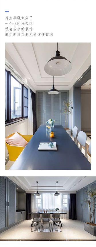 豪华型100平米三室一厅现代简约风格其他区域效果图