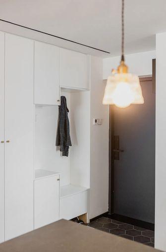 20万以上70平米公寓北欧风格卧室欣赏图