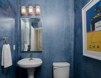 富裕型50平米美式风格卫生间欣赏图