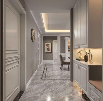 20万以上130平米三室两厅美式风格走廊效果图
