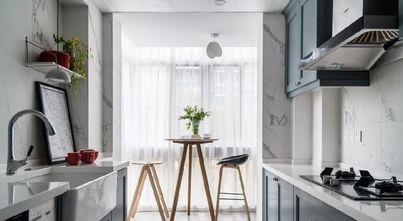 富裕型110平米三北欧风格厨房效果图