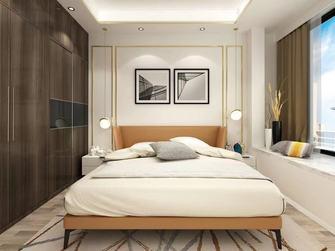 120平米四室两厅轻奢风格卧室效果图