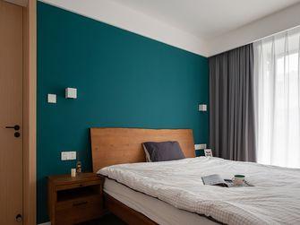 富裕型90平米公寓混搭风格卧室装修图片大全