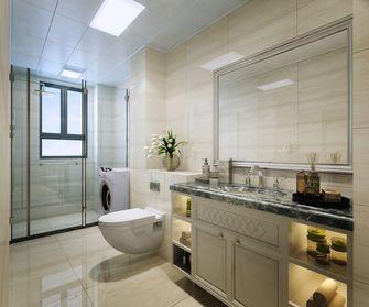 富裕型140平米四欧式风格卫生间装修效果图