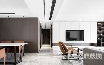 20万以上110平米三公装风格客厅装修效果图