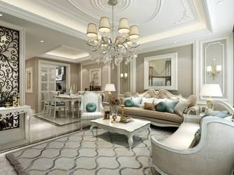 20万以上140平米四室两厅欧式风格卫生间欣赏图