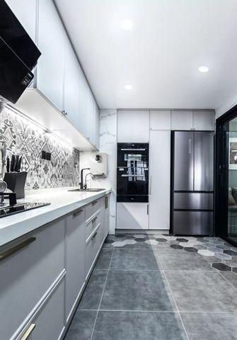 富裕型80平米美式风格厨房效果图