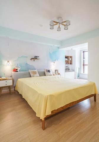 3-5万30平米以下超小户型北欧风格卧室装修效果图