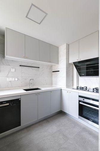 经济型100平米三现代简约风格厨房图片大全