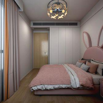 100平米三法式风格青少年房设计图