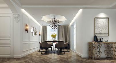 130平米三欧式风格餐厅装修案例
