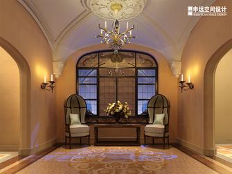豪华型140平米别墅美式风格走廊装修案例
