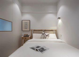 经济型90平米三室一厅现代简约风格卧室效果图