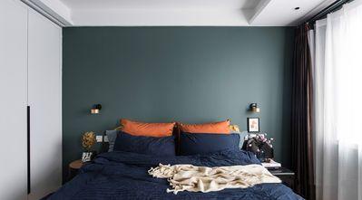 经济型50平米一室一厅混搭风格卧室装修效果图
