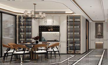 15-20万140平米别墅中式风格餐厅图片