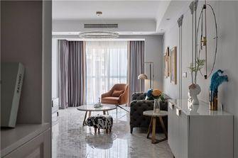 80平米欧式风格客厅图片大全