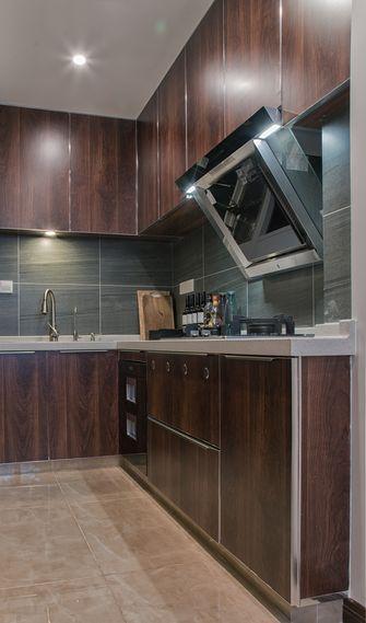 80平米三混搭风格厨房图片大全