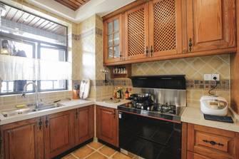 15-20万140平米四美式风格厨房设计图