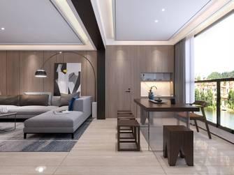 富裕型140平米四室四厅现代简约风格阳台图片大全