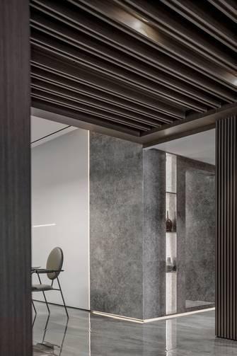 豪华型140平米三室一厅现代简约风格走廊图