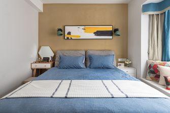80平米欧式风格卧室图片