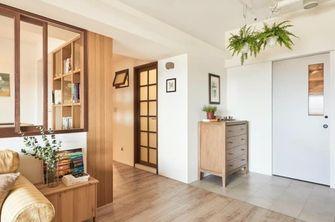 15-20万110平米三室两厅日式风格玄关设计图