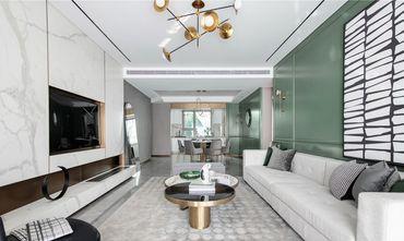 豪华型140平米四法式风格客厅装修案例