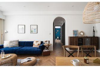 10-15万80平米地中海风格客厅图片