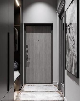 5-10万80平米三室两厅北欧风格衣帽间设计图