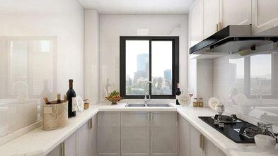 5-10万100平米三室一厅北欧风格厨房效果图