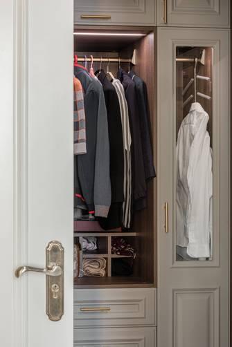 20万以上140平米四室两厅法式风格衣帽间欣赏图