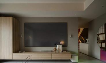 豪华型140平米四室两厅日式风格客厅图片大全