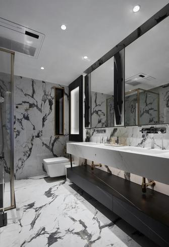 20万以上140平米四现代简约风格卫生间装修案例
