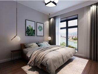3万以下80平米三现代简约风格卧室装修图片大全