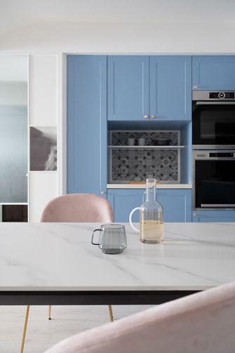 豪华型90平米三室两厅北欧风格餐厅欣赏图